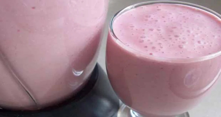 Iogurte de Morango Economico