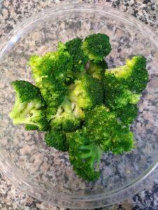 Sufle de brocolis 7