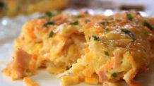 Como Fazer Omelete de Forno Fácil e Rápido